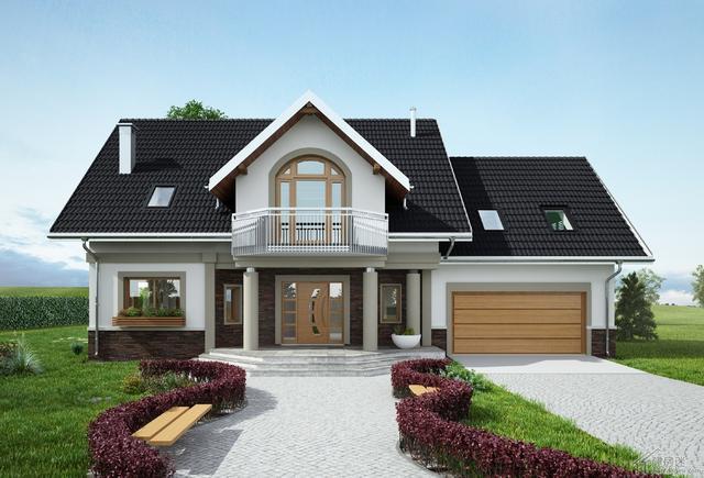 100平米的轻钢别墅2层大概需要多1717欧式别墅装修图片样板房风格图片